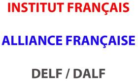 Instituto frances, Alianza Francesa y DELF