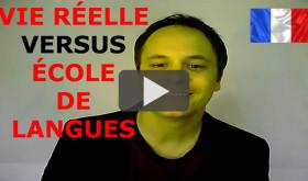 Pronunciacion francesa. Realidad versus Escuela