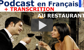 Aprender frances online. Podcast facil en frances