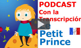 Clases de frances online. Le Petit Prince.