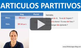Articulos Partitivos en Frances
