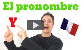 Pronombre Y en Frances