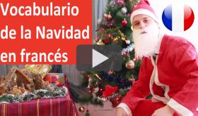 Vocabulario de la Navidad en francés