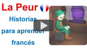 Historia para aprender francés : La Peur (Maupassant)
