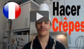 Aprender Francés Cocinando: les Crêpes