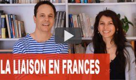 LA LIAISON EN FRANCES