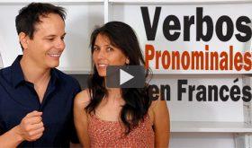 Verbos Pronominales en Francés