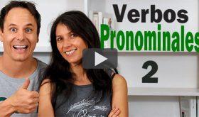 Verbos Pronominales en Francés 2